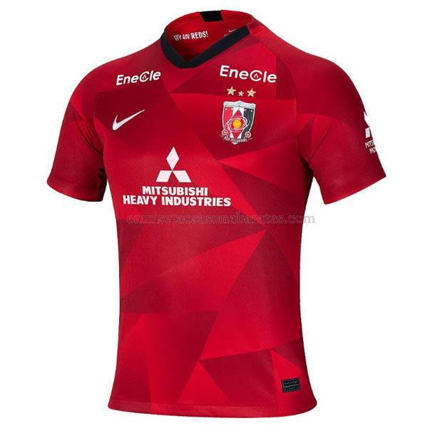 camisetas 1ª equipación del urawa red diamonds 2020-2021