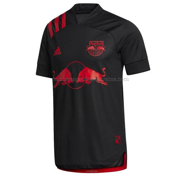 camisetas 2ª equipación del new york red bulls 2020-2021