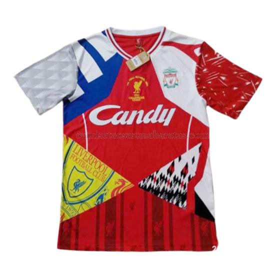 camisetas mushup liverpool 2020